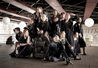 The Tin Forest - IPC. National Theatre of Scotland in association with Scottish Youth Theatre