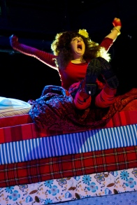 The Princess and the Pea. Scottish Youth Theatre