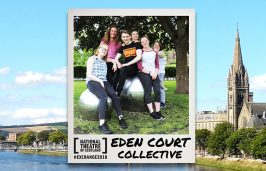 Eden Court Collective, Inverness